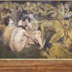 Domenico Baccarini, L'umanità dinanzi alla vita [Le passioni umane]