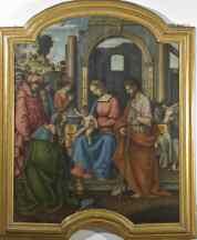 Giovanni Battista Bertucci sr., Adorazione dei Magi