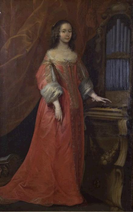 Giovanni Bernardo Carbone (?), Portrait of a girl