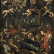 Ferraù Fenzoni (Faenza, 1562 - 1645), Morte della Madonna
