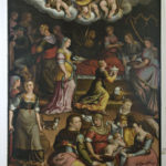 Giovanni Battista Bertucci il Giovane, Nascita della Madonna