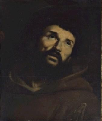 Guido Cagnacci (?), San Francesco