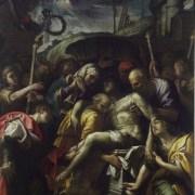 Ferraù Fenzoni (Faenza, 1562 - 1645), Deposizione di Cristo
