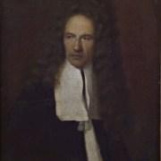 Jakob Ferdinand Voet, attr. (Anversa, 1639 - Parigi, 1689), Ritratto di Magistrato