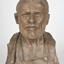 Domenico Baccarini (Faenza, 1882 - 1907), La folla (Popolano)
