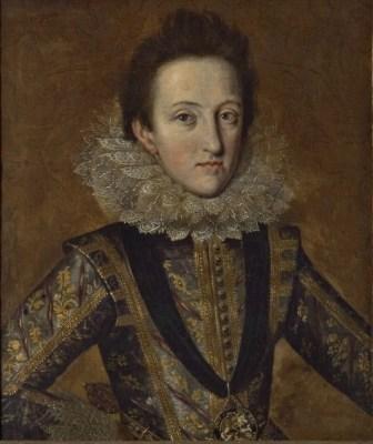 Franz Pourbus jr., Ritratto di Carlo I Re d'Inghilterra