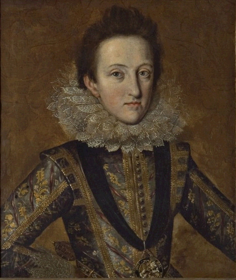 Franz Pourbus jr., Portrait of Charles I King of England