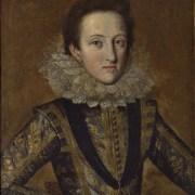Franz Pourbus il Giovane, attr. (Anversa, 1569 - Parigi, 1622), Ritratto di Carlo I Re d'Inghilterra