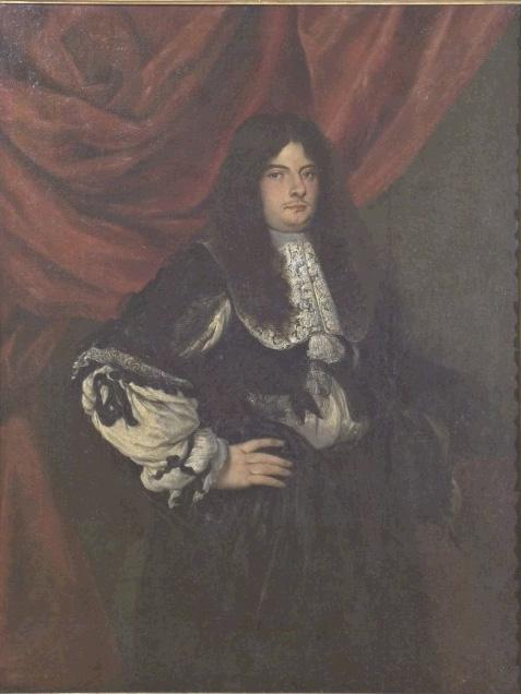 Justus Sustermans, Portrait of Charles X King of Sweden