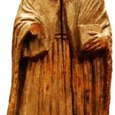 Maestro di San Terenzio, maniera di (sec. XV), San Sigismondo (?)