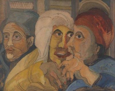 Beppe Serafini, Figure, [dopo il 1970]