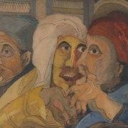 Beppe Serafini (Montelupo Fiorentino, 1915 - 1987), Figure