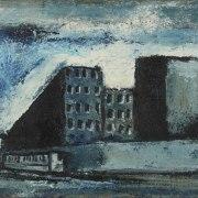 Mario Sironi (Sassari, 1885 - Milano, 1961), Periferia