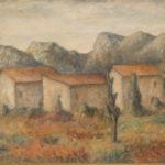 Fiorenzo Tomea, Paesaggio cadorino