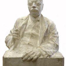 Domenico Rambelli (Faenza, 1886 - Roma, 1972), Busto del Conte Carlo Zanelli Quarantini
