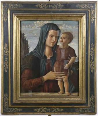 Tommaso Bragadin (?), Madonna col Bambino