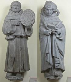 Vincenzo Onofri, San Bernardino da Siena e San Pietro Martire