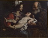 Rutilio Manetti, Sacra Famiglia