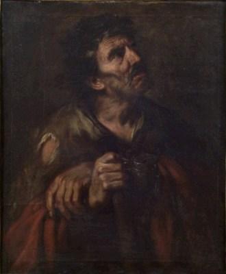 Giovanni Battista Langetti, Mendico cieco (Belisario ?)