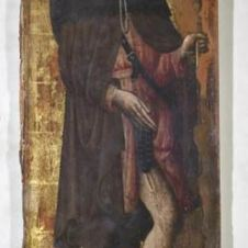 tavola, sec. XV, cm. 86x28, N. inv. 96