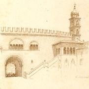 Piazza del Mercato, Faenza. 1941-2