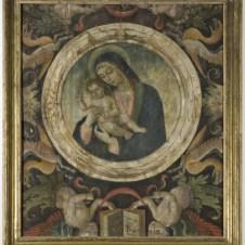 Giovanni Battista Bertucci il Vecchio (Faenza, 1470 ca. - 1516), Madonna con il Bambino