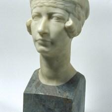 Ercole Drei (Faenza, 1886 - Roma, 1973), Ritratto della moglie