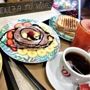 Los mejores desayunos saludables están en Pinale Madrid esperándote