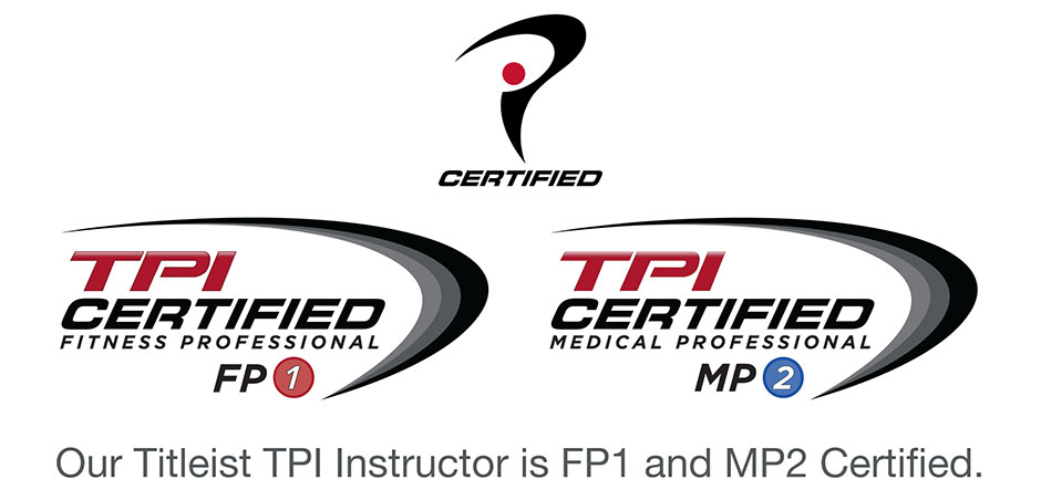 TPI Certified Instruction