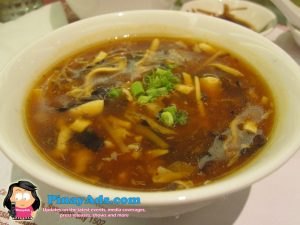 Spicy and Sour Soup in Sichuan Style