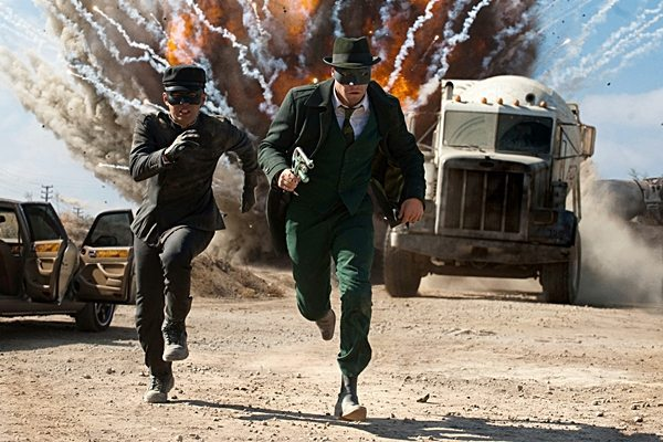 MythBusters Green Hornet Special