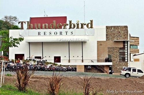 Thunderbird Resorts-Binangonan, Rizal (Event Center)
