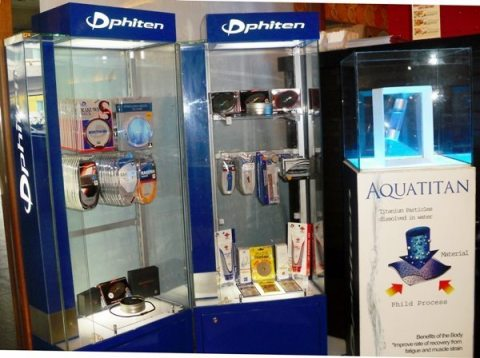 Latest and popular Phiten accessories