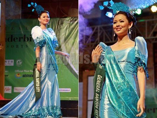 Ms General Santos City - Catrine Rosary Ocampo
