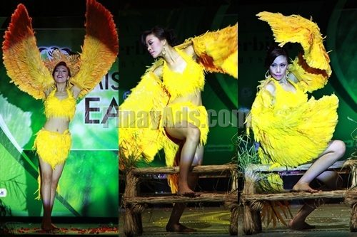 Miss Philippines Earth 2011 Pre Pageant Talent Portion 5