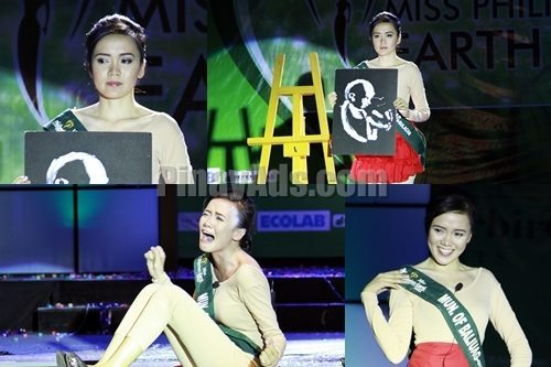Miss Philippines Earth 2011 Pre Pageant Talent Portion 6