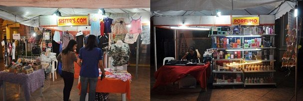 Clothing and Perfume Store