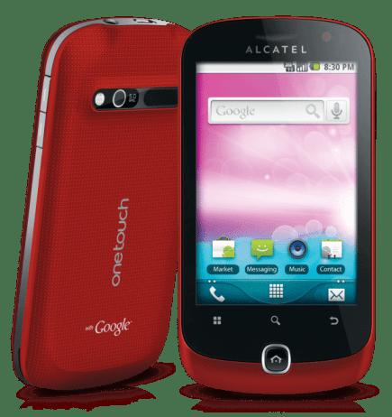 ALCATEL Blaze OT-990