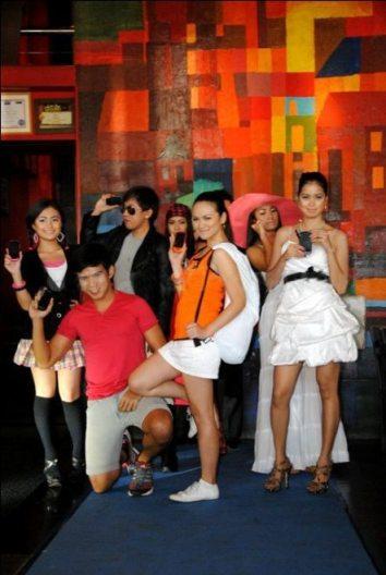 ALCATEL Blaze Series: Press and Media Launch, Greenhills San Juan