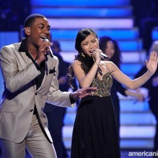 Jessica Sanchez makes it to American Idol Top 7