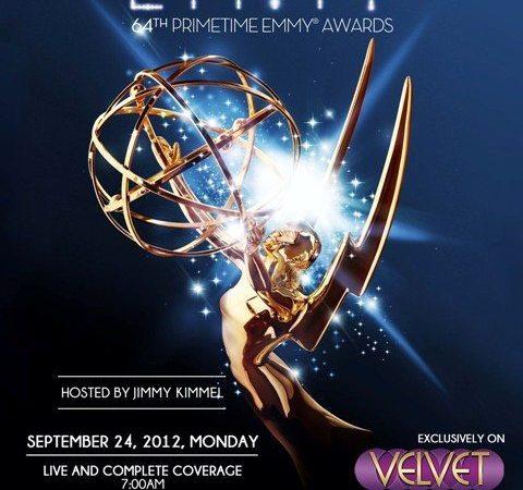 64th Primetime Emmy Awards LIVE and Complete Coverage on Velvet