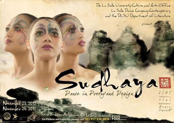 SUDHAYA: Dance in Poetry and Design