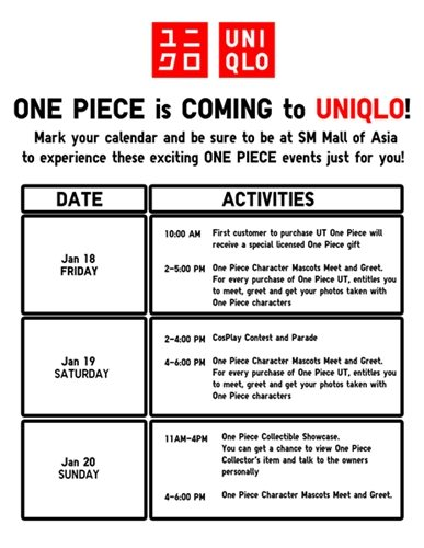One Piece Announcement