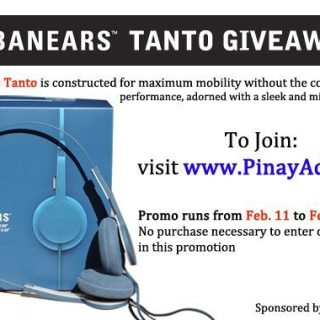 Urbanears Tanto (Indigo) Giveaway!