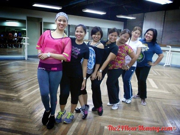 Mommy Bloggers with Ms Glenda Tolentino