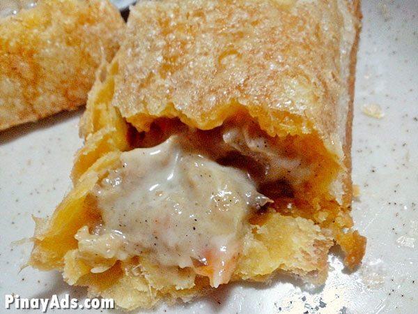 Bite into the goodness of the Jollibee Tuna Pie!