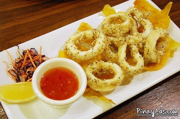 Hog's Breath Cafe - Salt & Pepper Calamari