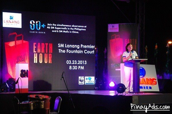 Ms. Debbie Go, SM Supermalls Assistant Vice President for Operations in Mindanao