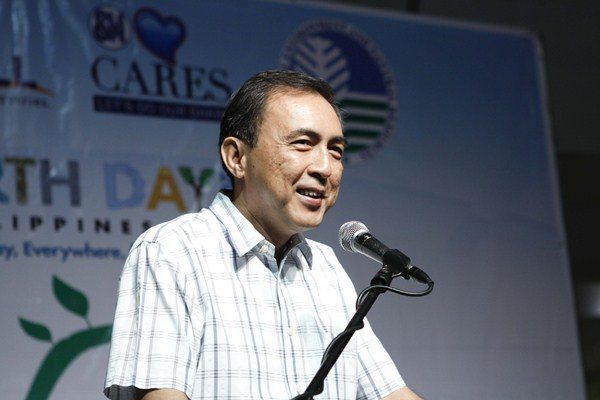 Mr.Roberto Guevara-President of Earth Day Network Philippines