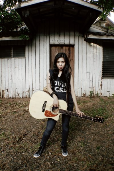 Catch singer-songwriter Lyanne's raw voice and pure talent at Congo Grille Tomas Morato every Friday night.